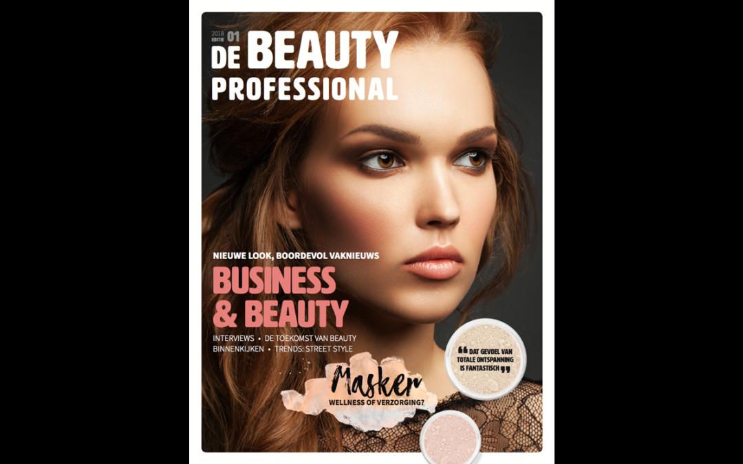 Lancering nieuw vakblad De Beauty Professional op de voorjaarsbeurs